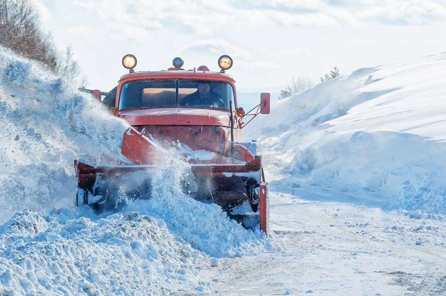 Snow Removal Cherry Hill New Jersey